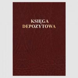 Księga depozytowa - 200 stron